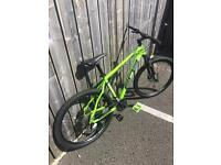 Whyte 603 hardtail mountain bike