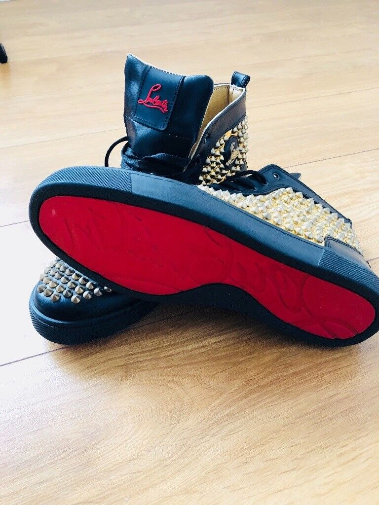 the latest 748da f3780 Christian Louboutin man sneakers NEW UK 7.5 | in Kidderminster,  Worcestershire | Gumtree