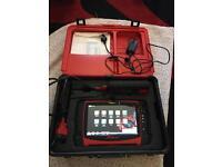 snap on diagnostic scanner veruse pro d10 new