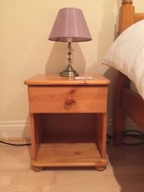 Bedside Table x2