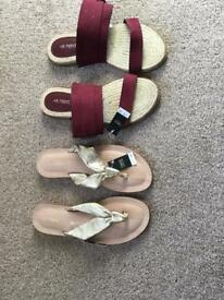Ladies ,girls sandals shoes