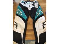 Alpine Stars downhill mountain biking trousers *brand new* size 32