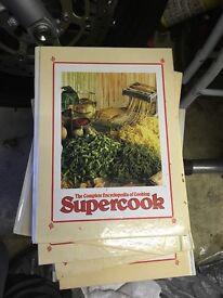 21 cooking encyclopaedia books hard back 07909338633