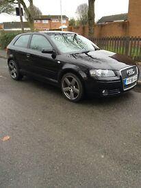Audi A3 1.9 TDI Sport, Full Serivce History, Highly Maintained