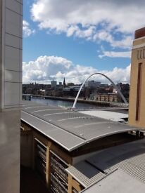 Stunning 2 bedroom Flat on the quayside S/A