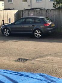 Audi A3 sline