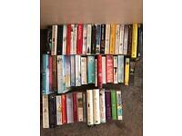 Joblot bundle of 63 books fiction carboot patterson gregory cathy kelly love joblot