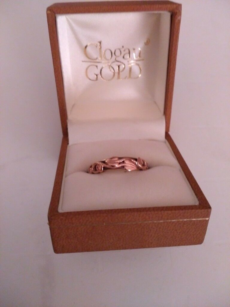 Welsh Gold Ring by Clogau   in Llansamlet, Swansea   Gumtree