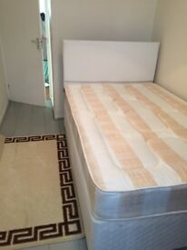 Single bedroom to share in a 2 bedroom flat