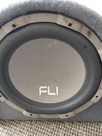 Fly Active Sub, 1000 Watts
