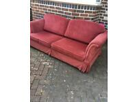 3 seater sofa FOR FREE!!