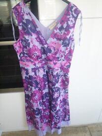 ADINI SUMMER SUN DRESS - SIZE M 12-14