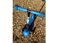 Glider Deluxe Scooter - hardly used - Ferndown
