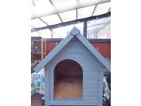 SELLING SMALL DOG KENNEL- SUITABLE FOR TERRIER OR SMALLER SIZE DOG EXCELLENT CONDITION