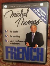 French Intro Course 2 x CDs