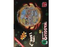 Wasgij Christmas jigsaw puzzle 6, A Very Merry Christmas