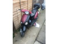 kymco and sym for swap