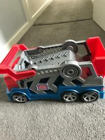 Mega Blocks truck