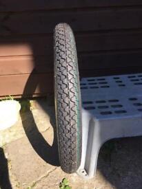 Step through c50 / c90 tyre £15 ono