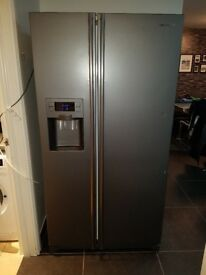 Samsung American Fridge Freezer. Ice & Water