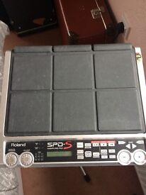 Roland SPDS Drum Pads