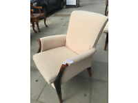 Parker Knoll - armchair . in good condition. Must be seen . Free Local Delivery