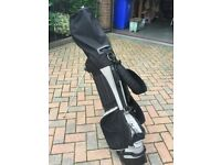 Ladies golf club carry bag
