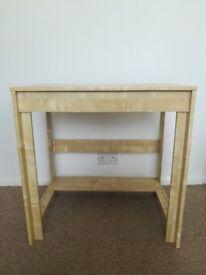 Desk for collection in Deptford