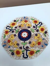 Vintage Royal Staffordshire Wilkinson Cake Stand Plate