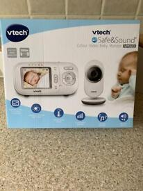 Vetch Colour Video Baby Monitor