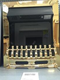 Adams Electric Fire UNUSED AND BOXED