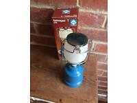Lumogaz T206 Gas lantern with part used canister