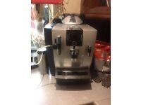 Jura coffee machine for sale like new