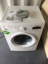Bush washing machine like new