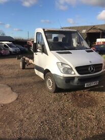 Great running robust Mercedes Benz SPRINTER