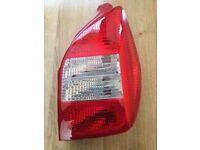 Citroen C2 Tail light (new)