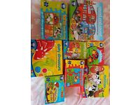 8 Orchard Toys Games/ Jigsaws