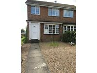 Lovely 3 bedroom semi detached property with solar panels avilabled