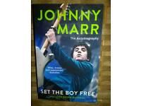 Johnny Marr (vegan),The Autobiography
