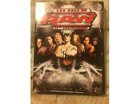 WWE Best of Raw DVD