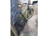 merida mountian bike