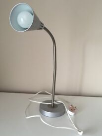 IKEA lamp silver