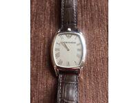 REDUCED!! Gents Classic EMPORIO ARMANI AR2400 Watch