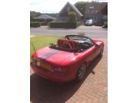 Mazda MX5 02 45K Miles Over £3k spent on it in the last year