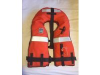 Crewsaver Lifejacket, Sport Air/Foam, 150N