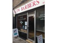 BARBER SHOP FOR SALE in london-richmond(£40k)