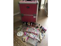 Professional nail art starter kit