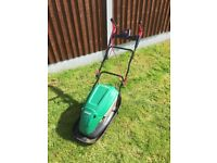 Qualcast corded hover mower