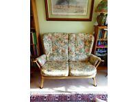 Ercol Evergreen 2 Seater Sofa.