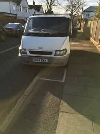 Ford transit 54plate